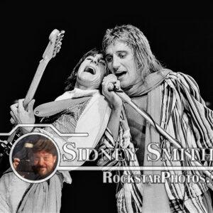 Rod Stewart - Ron Wood